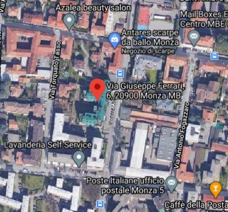 Magazzino in Vendita Monza